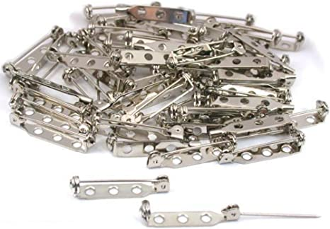 Pack of 12 Safety Pins Crafts Pinning Assorted Sizes Adjusting Sewing
