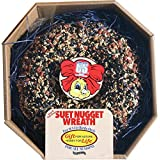 C and S Products CS249 2.6-Pound Seed Wreath