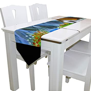 Fantastic Amazon Com Dining Table Runner Or Dresser Scarf Simple Beatyapartments Chair Design Images Beatyapartmentscom
