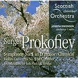 Violinkonzert/Sinfonie 1/+