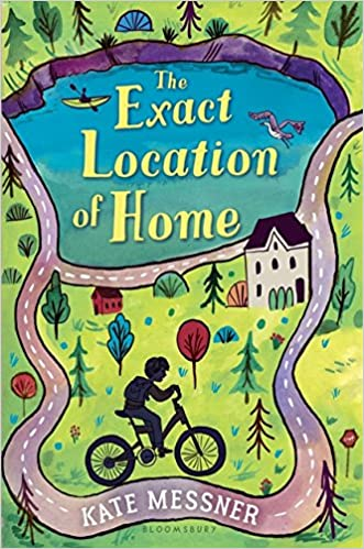 The Exact Location of Home - Kate Messner
