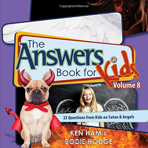 The Answers Book for Kids Volume 8 pdf