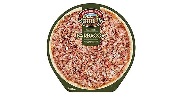 Casa Tarradellas - Pizza Fresca Barbacoa, 400 g: Amazon.es ...