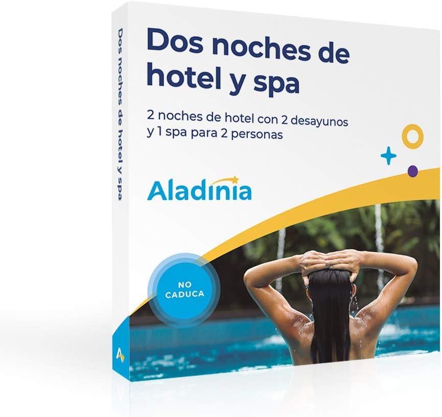 aladinia dos noches de hotel y spa