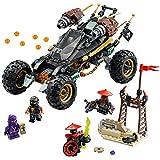 LEGO NINJAGO Rock Roader 70589 Fun Toy