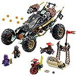LEGO 70589 - Ninjago 70589 Rock Roader di Cole LEGO