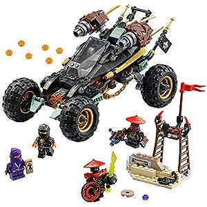 LEGO 70589 - Ninjago 70589 Rock Roader di Cole LEGO NINJAGO LEGO