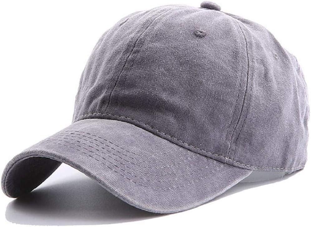 Yuson Girl Cappello Uomo del Cotone Berretto da Baseball delle Ragazze dei Ragazzi Snapback di Hip Hop Cappello Piatto Cappello retr/ò caff/è