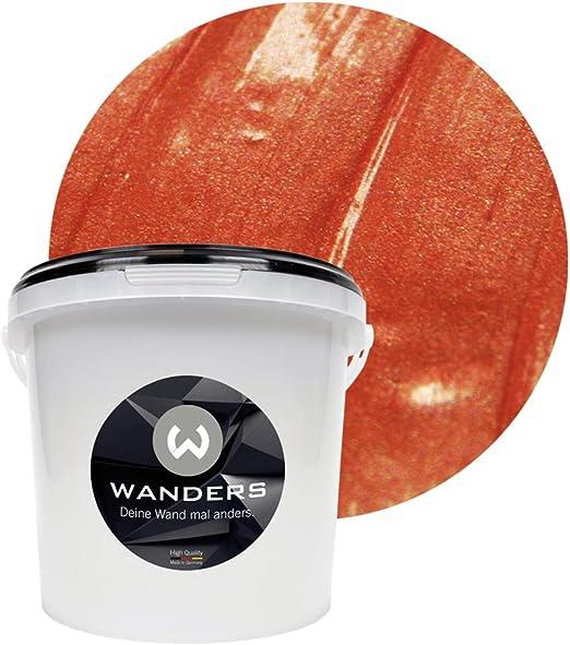 Wanders24 Effet Métal 3 L Cuivre Peinture à Effet