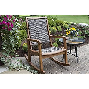 61CvmUHyr3L._SS300_ Wicker Rocking Chairs & Rattan Wicker Chairs
