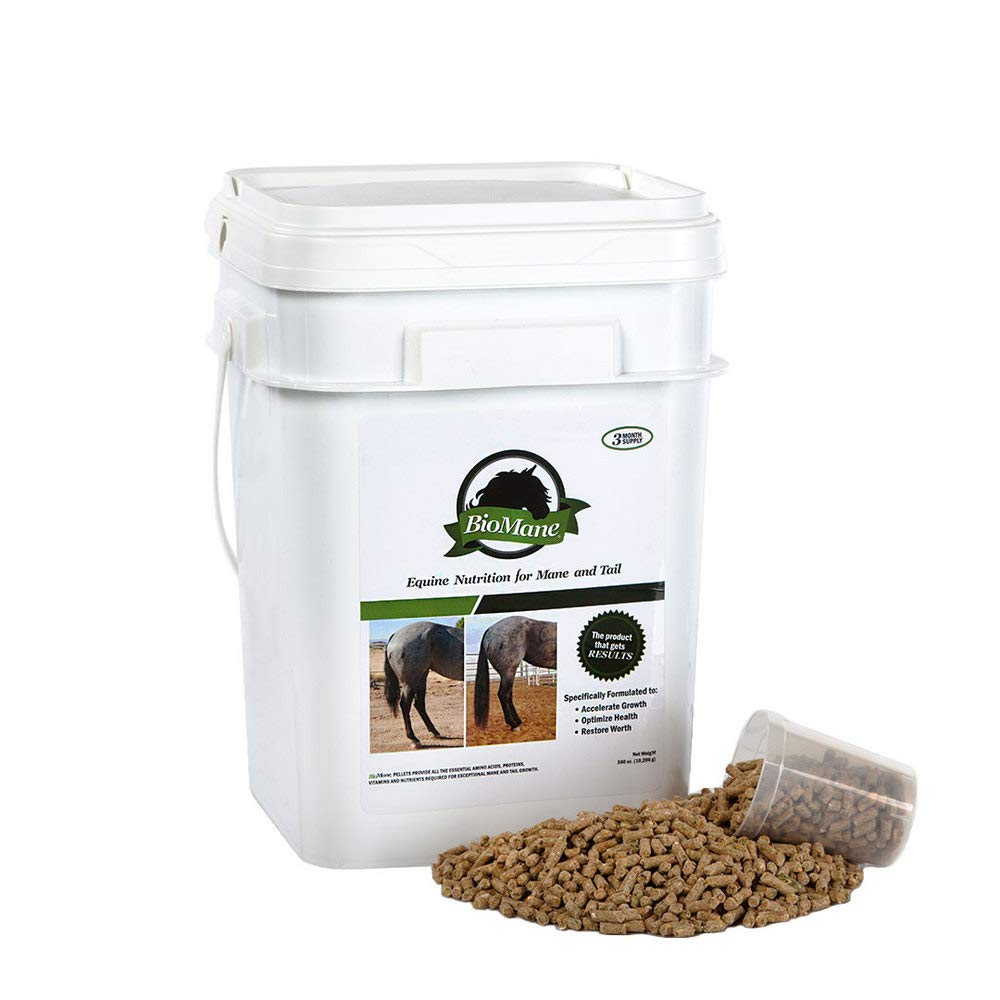 BioMane Equine Pellets 90DaySupply