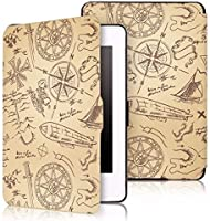 Capa Case Kindle Paperwhite WB® Auto Liga/Desliga  - Ultra Leve Adventure