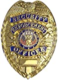Rothco Security/Enforcement Deluxe Badge