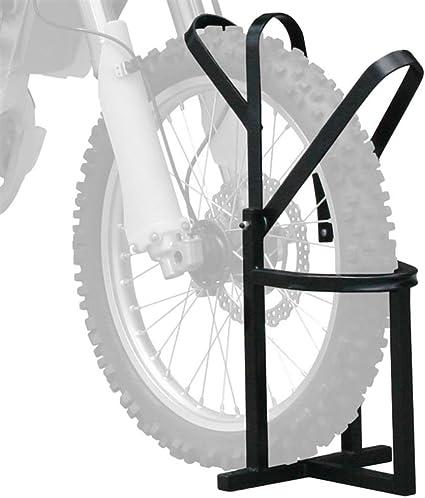 Negro Viuda suciedad bicicleta rueda zapatero soporte: Discount Ramps: Amazon.es: Coche y moto