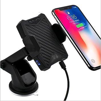 Coche Teléfono Cargador Soporte Smart Car Phone Cargador ...