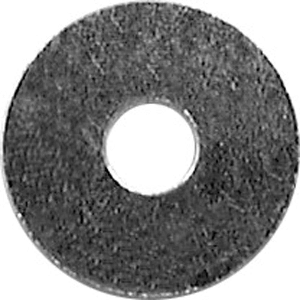 100 3//16 Fender Washer 3//4 O.D Zinc Plated Clipsandfasteners Inc