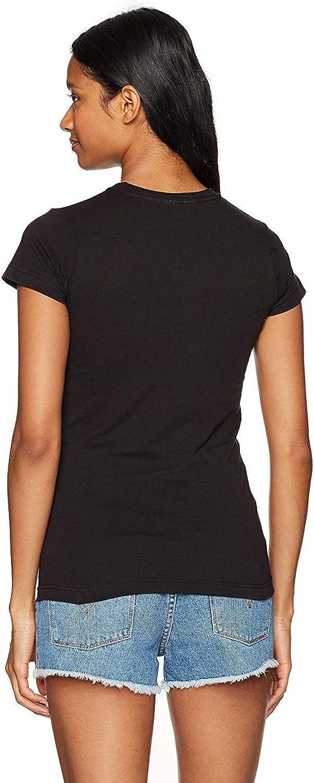 STAR WARS Womens Ewok Spear Crew Neck Graphic T-Shirt T-Shirt