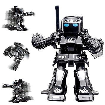 Batalla Rc2 De G Cuerpo Ducktoys Rc RobotRobot 4 Sentido 1JTlFKc