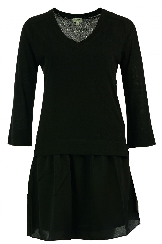 Hoss Intropia Mujer Vestido de Nevera en Negro: Amazon.es: Ropa y ...