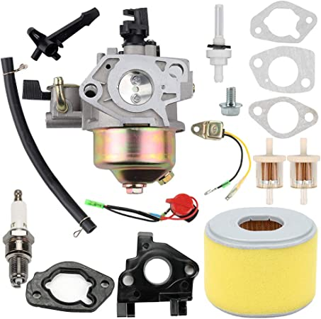 FitBest Carburetor Carb for Honda GX270 9.0HP Engine Replaces 16100-ZH9-W21