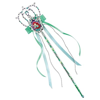 Disney The Little Mermaid Ariel Wand Costume Accessory: Toys & Games