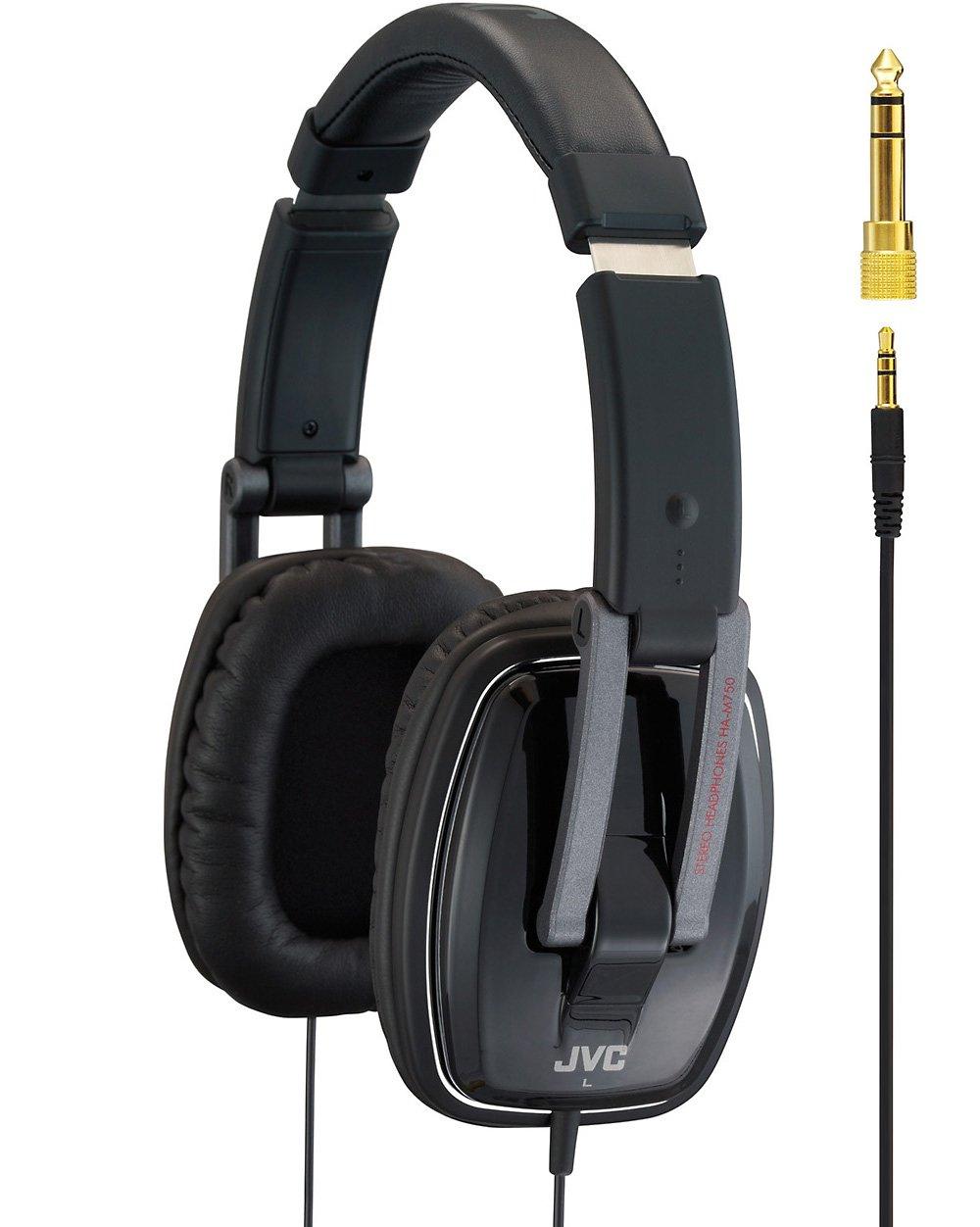 Jvc HAM750 Monitor Stereo DJ Style Headphones