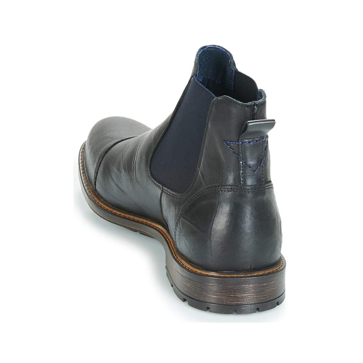 Casual Casual Casual Attitude JINZA Stiefelletten Stiefel Herren Grau Stiefel 617c83