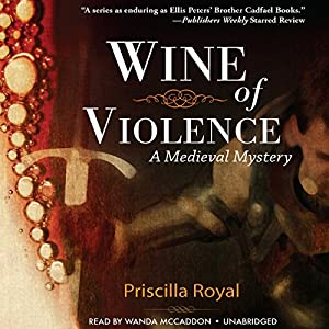 Wine of Violence Audiobook