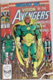 What If VISION OF THE AVENGERS Conquered the World? (Volume 2, Number 19)
