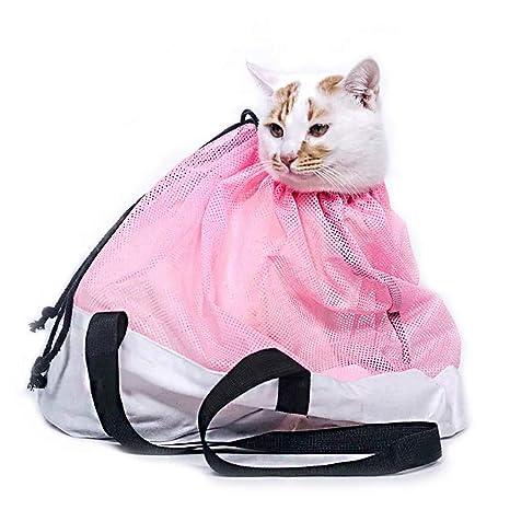 Amazon.com: Bolsa de transporte para gatos – Bolsa de ...