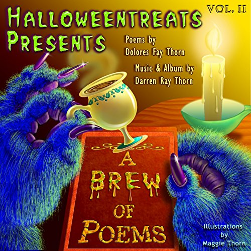 Halloween Treats a Brew of Poems, Vol