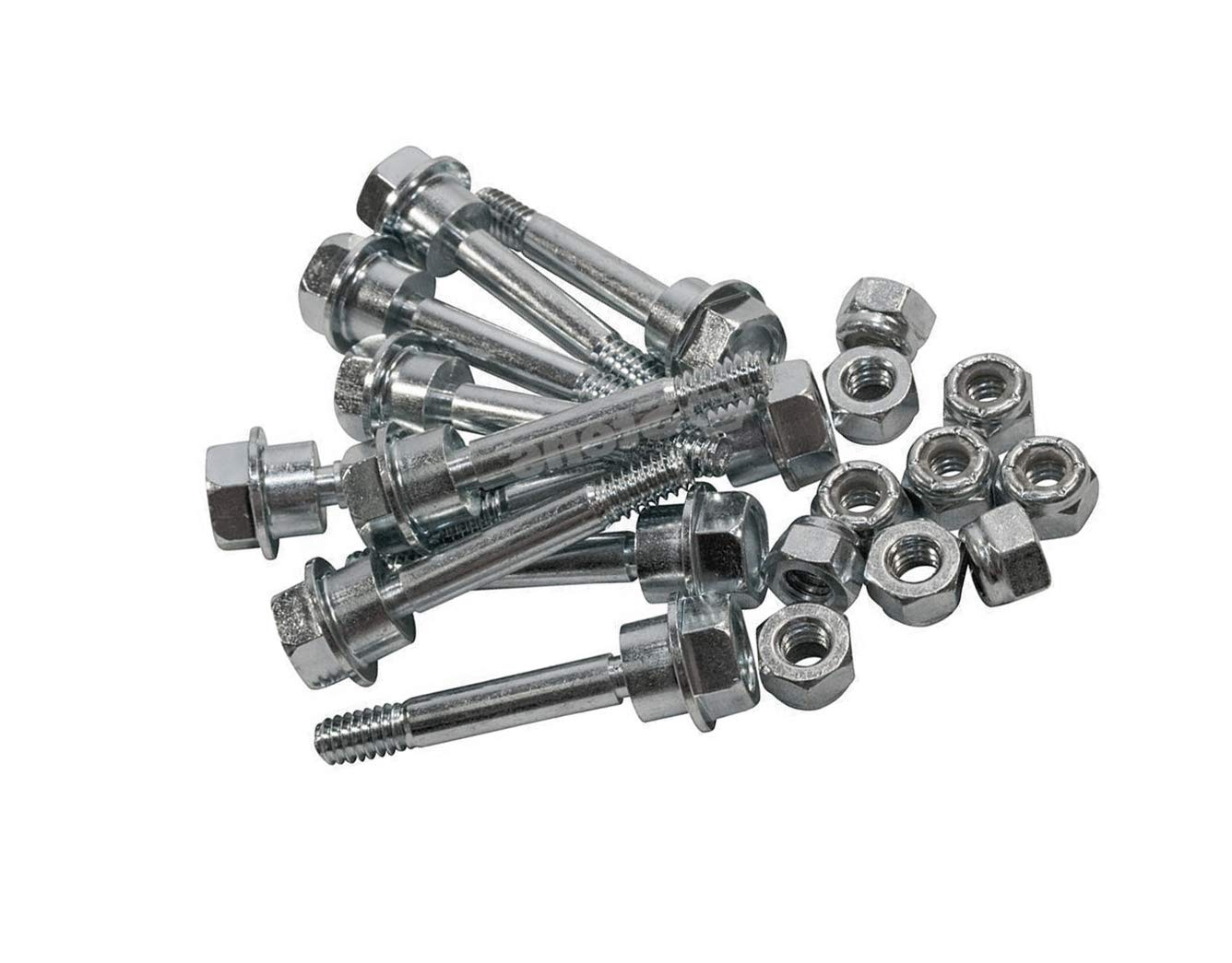 Snow Blowers 780-201 OEM Genuine Stens Shear Pins of Each 10 Packs Fits AYP Husqvarna Craftsman and E-Book in A Gift by Snow Blowers