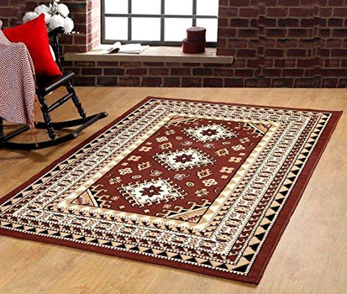 Southwest southwestern area rug style carpet maharaja 624 for Southwestern flooring