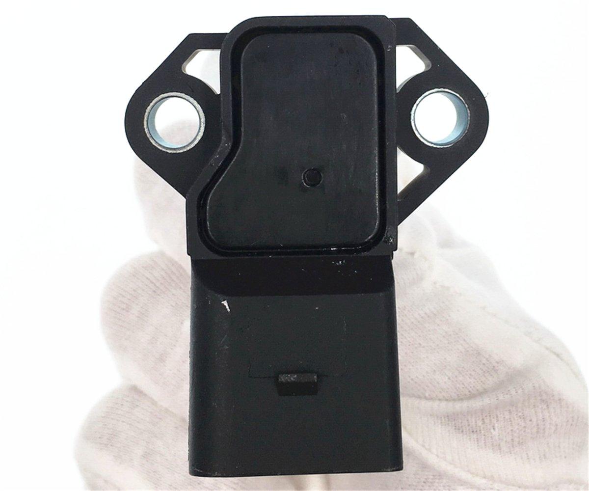 Ford HZTWFC MAP Manifold AIR Pressure Sensor 0281002399 038906051B 03G906051D Compatible for Audi VW Seat Skoda