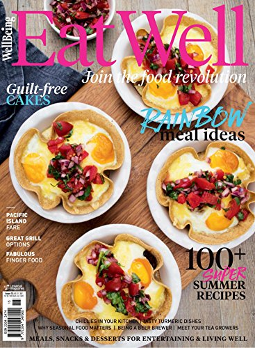 Eat Well recipes book: Rainbow meal ideas