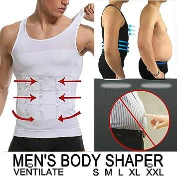 173ad2b6c Slim  N Lift Slimming Shirt for Men XXL  Amazon.ae  TOPSKYLAND