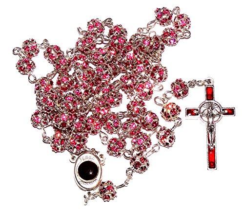 Chain Rosary Crucifix - 7