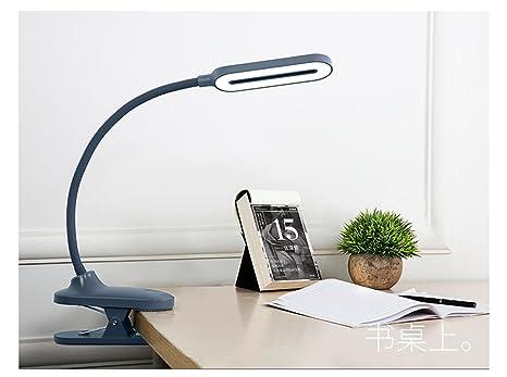 SHENHAI lámpara de mesa escritorio de cuidado de la vista ...