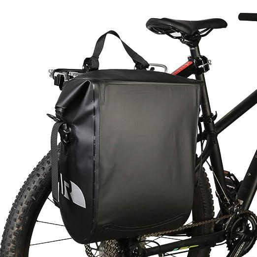 CARACHOME Alforja Bici, Alforjas Bicicleta Multifunción De ...