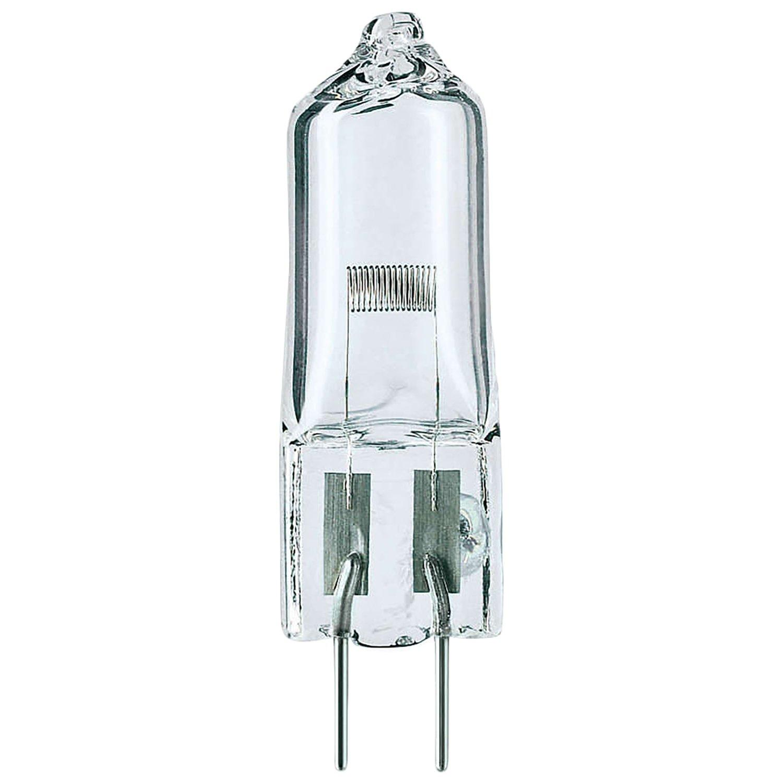 Hama - Bombilla halógena (24 V, 150 W, compatible con proyectores Novamat 150W de Braun)