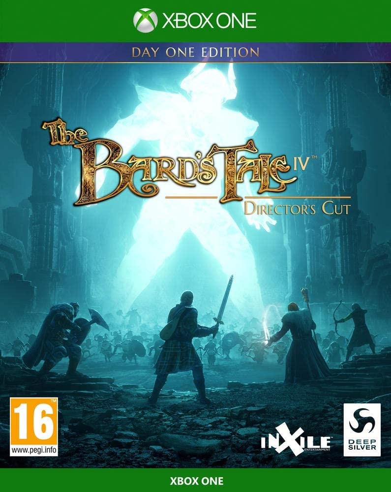 Bards Tale 4 Directors Cut Juego de Xbox One: Amazon.es: Videojuegos