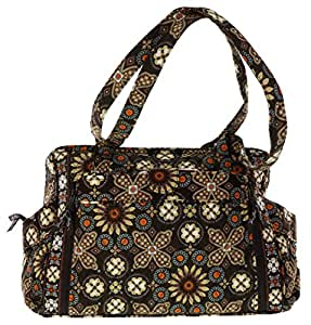 vera bradley make change baby bag in canyon diaper tote bags. Black Bedroom Furniture Sets. Home Design Ideas