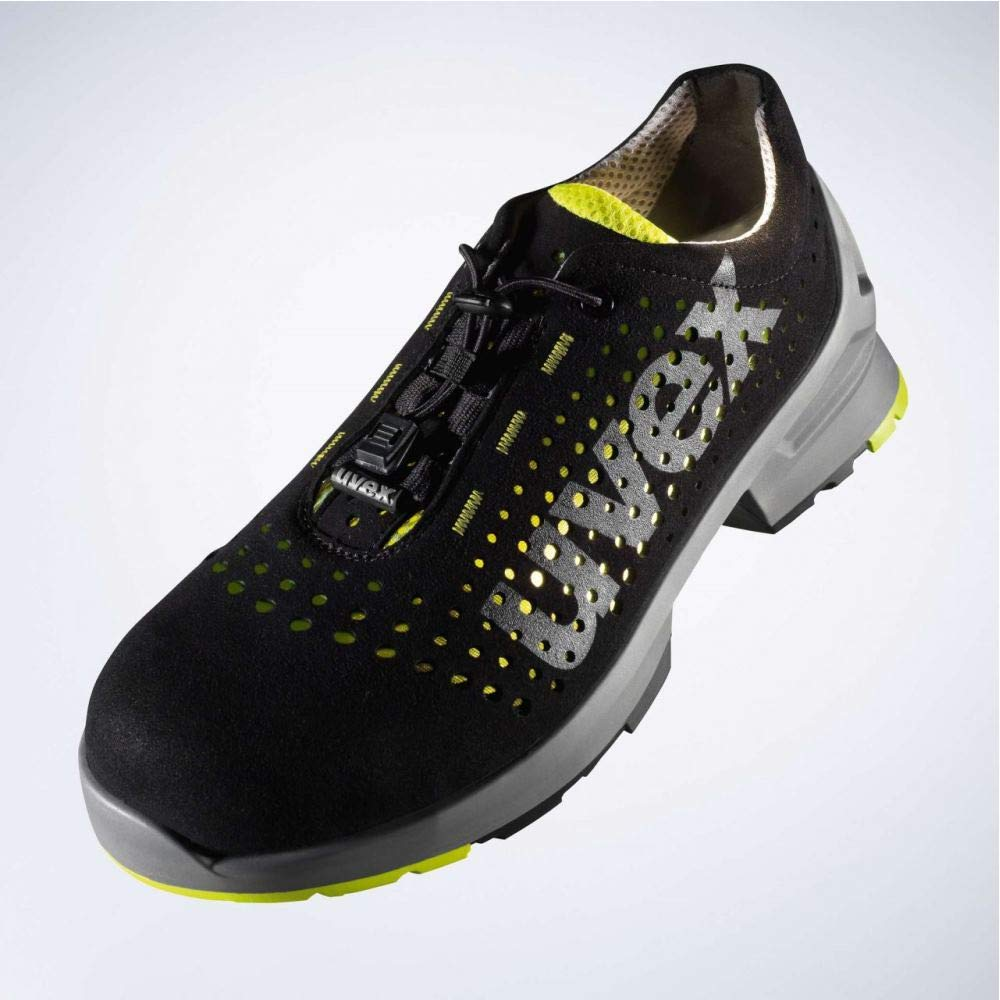 best sneakers 456d5 f8f70 Uvex Fußschutz Halbschuh 8543/8 S1 Gr.49 PUR-Sohle W11 ...