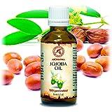 Aceite de Jojoba 50ml - Simmondsia Chinensis Seed Oil - Argentina - 100% Puro Y Natural…