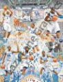 """Kentucky Wildcats """"Wildcats '11-'12"""" Art Print"""