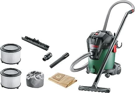 Bosch 06033D1200 aspiradora verde + Bosch 2609256F35 Filtro de Pliegues: Amazon.es: Bricolaje y herramientas