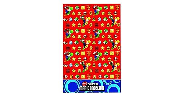 GEMMA INTERNATIONAL Super Mario Bros Wii Party Mantel ...