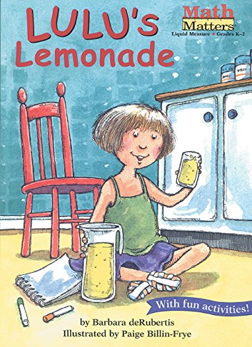 Lulu's Lemonade: Liquid Measure