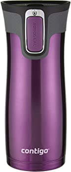 Contigo West Loop AutoSeal 16oz Travel Mug in 4 Colors