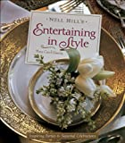 Nell Hill's Entertaining in Style, Mary Carol Garrity, 0740760521